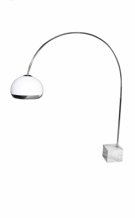 Arc Floor Lamp by Harvey Guzzini for Laurel Lighting Co. by UrbanInteriorsBalt