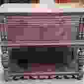 Item #CSN4 Vintage Jacobean Style Server / Sideboard c.1920s