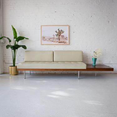 George Nelson Sofa w/ Attached Table