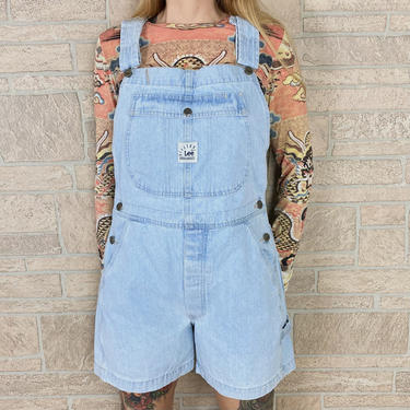 LEE Riveted Dungarees Denim Overalls by NoteworthyGarments
