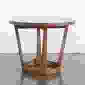 Lane Round Side Table