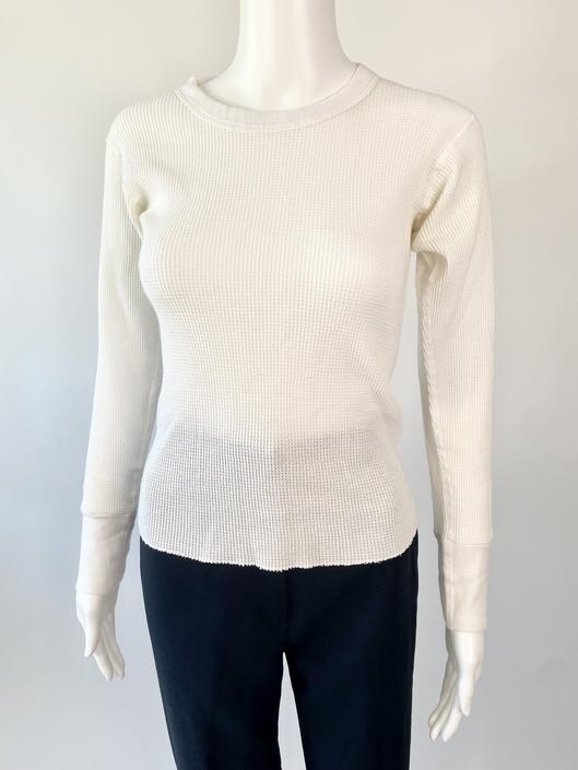 70's Classic Waffle Thermal Shirt