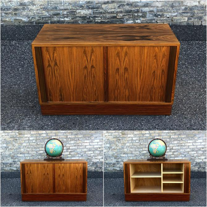 Poul Hundevad Rosewood Double Credenza