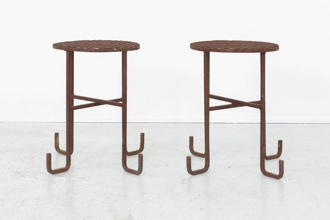 Set of Chinoiserie Side Tables by MatthewRachman