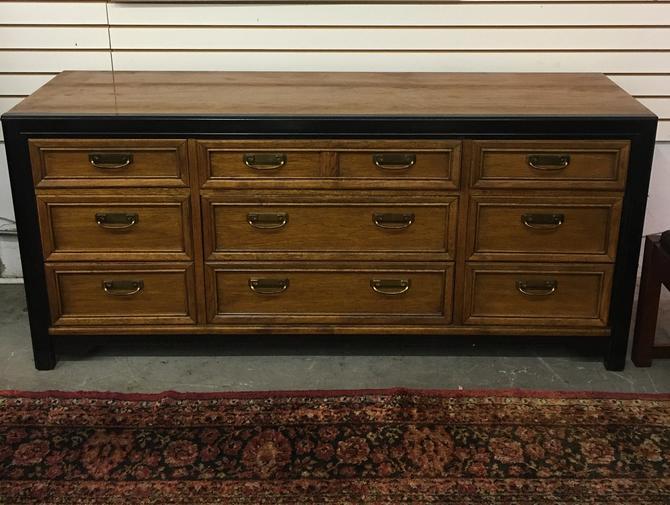 Lovely Thomasville 2 Tone Dresser by JasperKane
