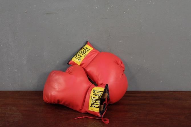 Pair of Everlast 1970s Boxing Gloves from Furnish Green of