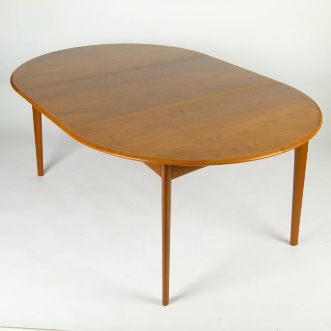 Svend Madsen Teak Dining Table