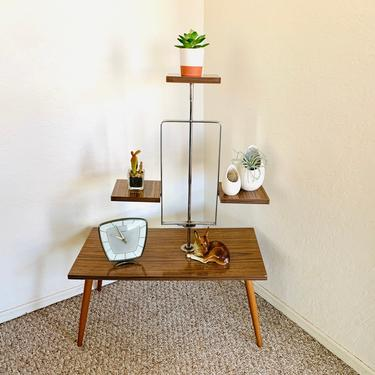 Space Age Plant Table 50s by dadacat