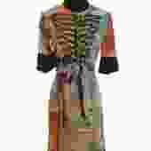 Gucci Military Silk Dress