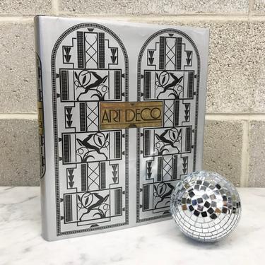 Vintage Art Deco Book Retro 1980s Victor Arwas + Harry N Abrams + Nouveau + Decorative Style + Design + Hardcover + Coffee Table Book by RetrospectVintage215