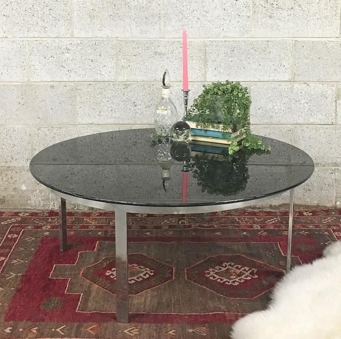 LOCAL PICKUP ONLY —————- Vintage Coffee Table by RetrospectVintage215