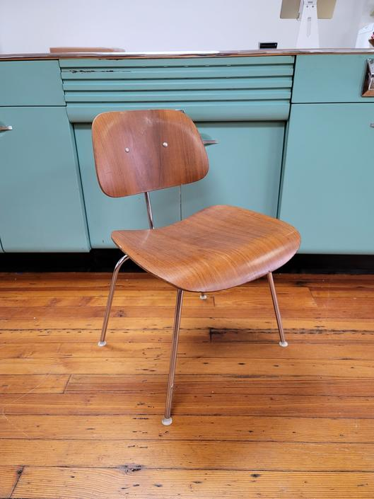 Herman Mill Eames DCM Dining Chair