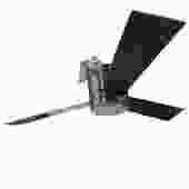 Clarity Max Remote Control Ceiling Fan with Light by Monte Carlo