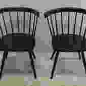 Nakashima Kitchen Chairs Mid-Century