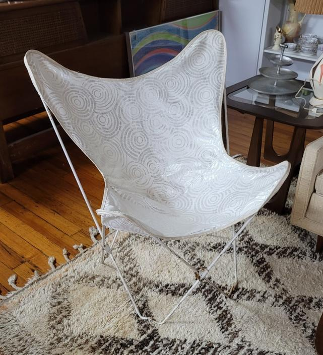 Vintage Sling Butterfly Chair