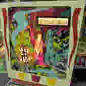 SOLD. Abra Ca Dabra Vintage Pinball Machine
