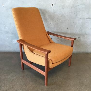 Mid Century Chair by WestNofa