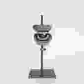 Vintage Orthodontic Teeth Set on Stand