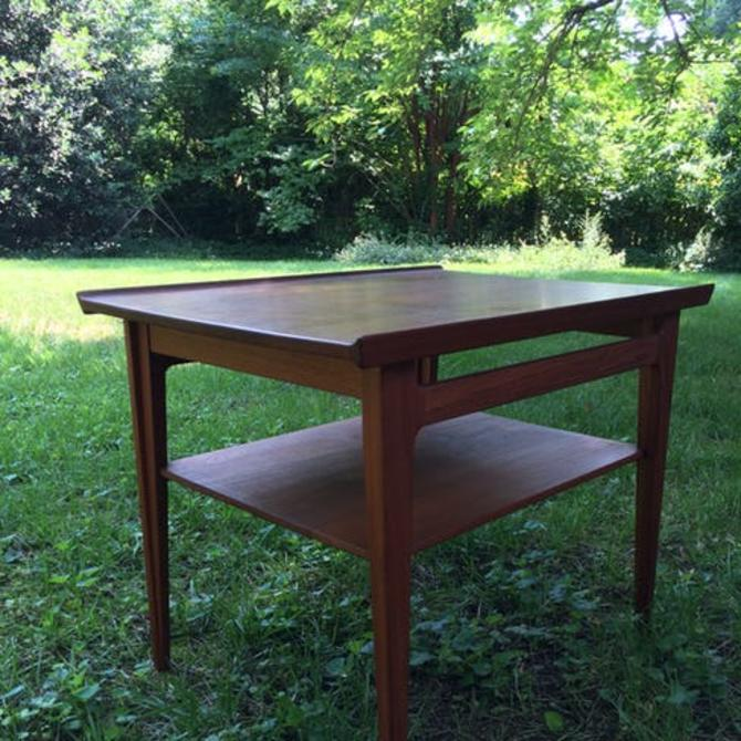 Finn Juhl Mid Century Danish teak table