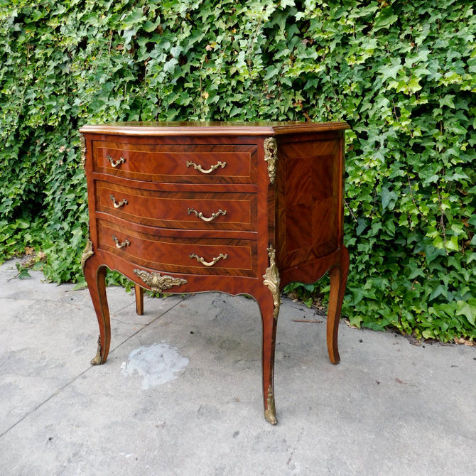 Antique French Bombay Chest