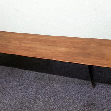 Paul McCobb Long Planner Group Bench / Coffee Table by ModernPicks