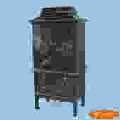 Black Ming Cabinet