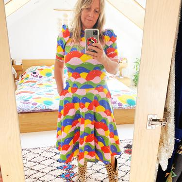 Francis Skirt Rainbow Lumps