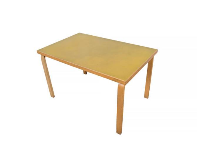 Aalto Alvar Table Artek Mid Century Modern Finland Danish Modern by HearthsideHome