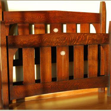 Inlay Bed by CaledoniaStudios