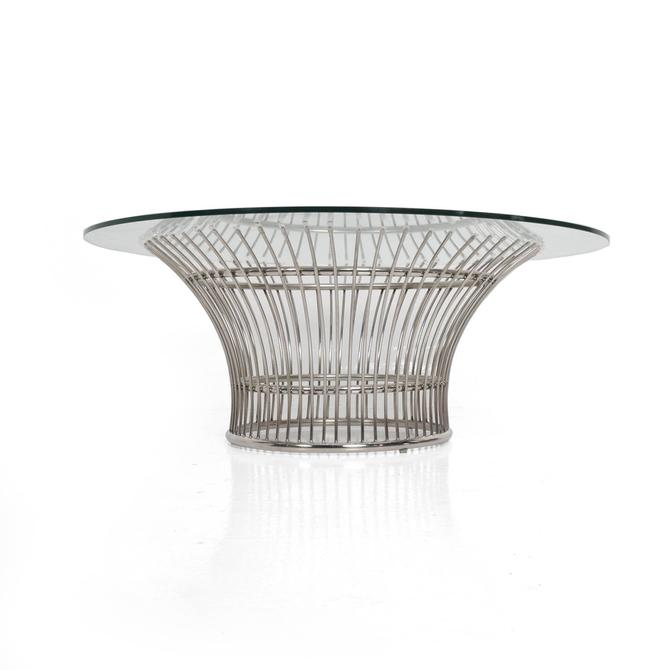 Coffee Table After Warren Platner by AMBIANIC