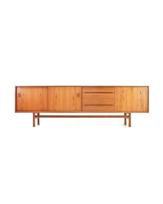Mid Century Credenza by Troeds of Sweden by SputnikFurnitureLLC