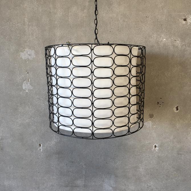 Large Hanging Light