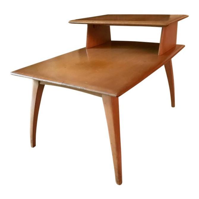 Vintage Mid-Century Side Table