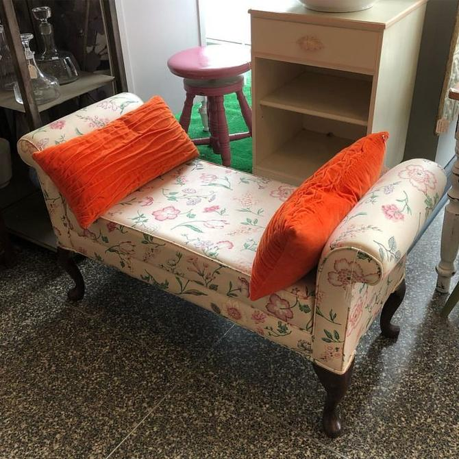 Upholstered Window Bench! $135