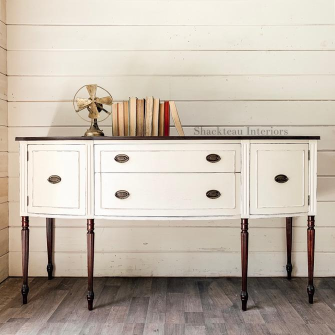 Antique Steul Farmhouse Buffet