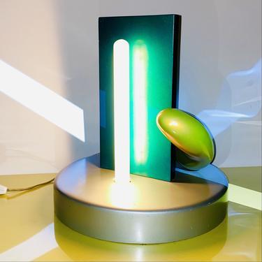 Robert Mullen 'Gold Bibb' Light Sculpture 1972