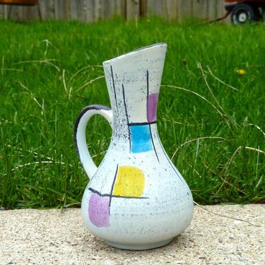 MCM Pottery Vase West Germany Fat Lava Era - Bay Keramik - Ceramic Vase by FlyTimesVintage