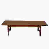 Danish Modern Rectangular Coffee Table