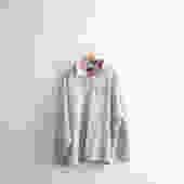 Soft Sporty Heather 90s Collar Sweatshirt by LooseGoods