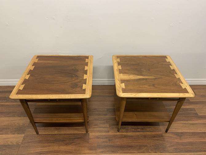 Mid-Century Modern Lane Acclaim Side Table