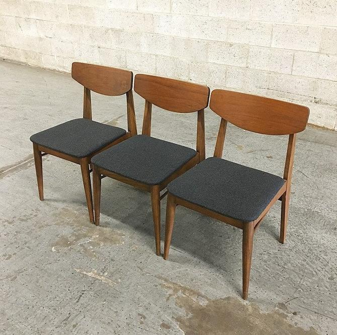 LOCAL PICKUP ONLY -------------- Vintage Stanley Chairs by RetrospectVintage215