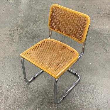 LOCAL PICKUP ONLY ———— Vintage Marcel Breuer Cesca Chair by RetrospectVintage215