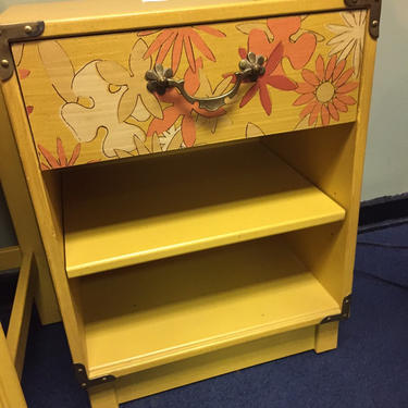 Drexel Whimsy nightstand by AgentUpcycle
