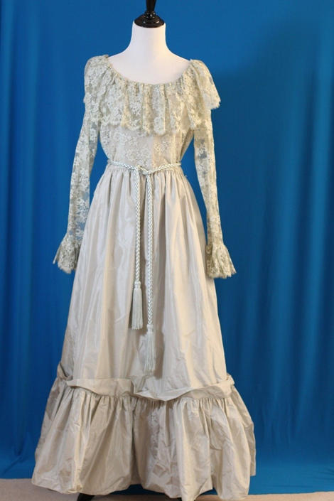 Authentic Vintage 1930s Glamour Dress, Ball Gown, Southern Belle ...