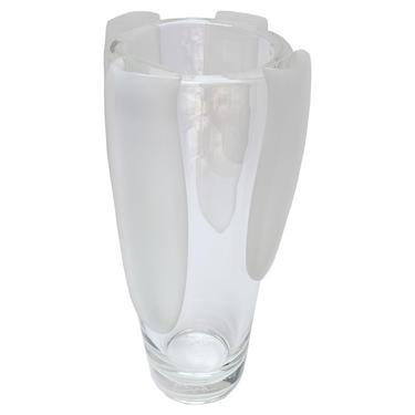 Sparta A Murano Glass Vase