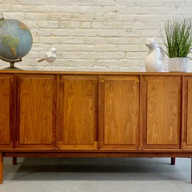 Simple + Classic WALNUT Mid Century MODERN CREDENZA / Media Stand / Sideboard by CIRCA60