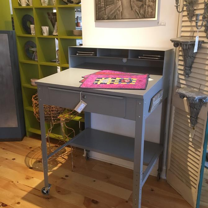 Adjustable Vintage Drafting Table From Tanglewood Works Attic