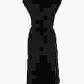 YMC BLACK GEORGIA DRESS