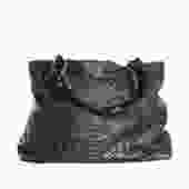 Gucci Python Oversized Tote