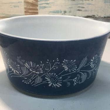 Pyrex Colonial Mist Casserole Dish #473-B by JoyfulHeartReclaimed